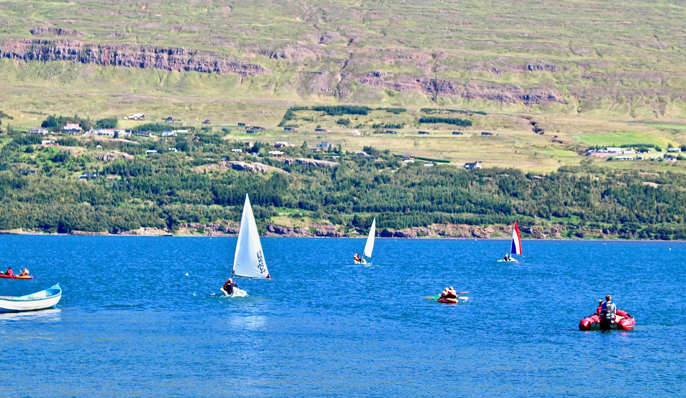 Blog Islande - Vacances Akureyri - Silva guesthouse and cottages