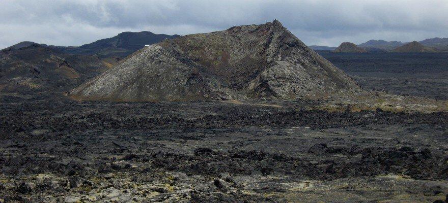 Volcan d'Islande - Blog voyage