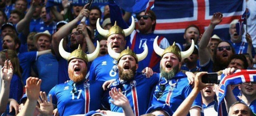 Blog Islande - supporters Islandais euro 2016